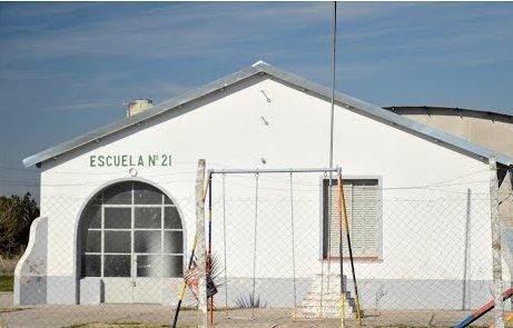 La Escuela 21 de Starace vuelve a tener transporte escolar