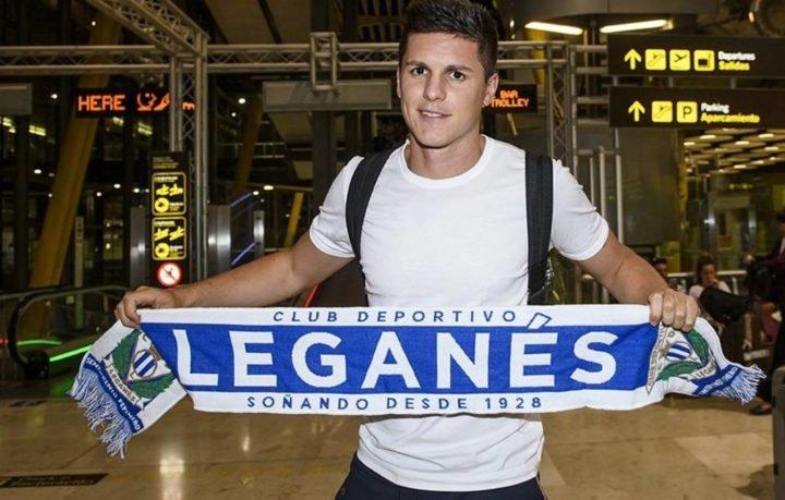 Guido Carrillo desembarca en el fútbol español