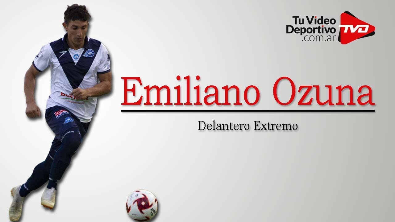 Gol de Emiliano Ozuna, mirá aca el video